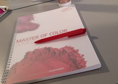 "Seminar ""Master of Color"""