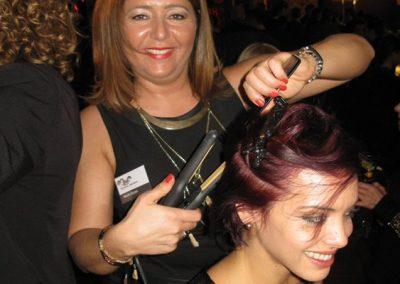 """""""Wetten Dass,…""""-Aftershowparty - Das Brunsing Team liefert das Styling und die Frisuren!"""